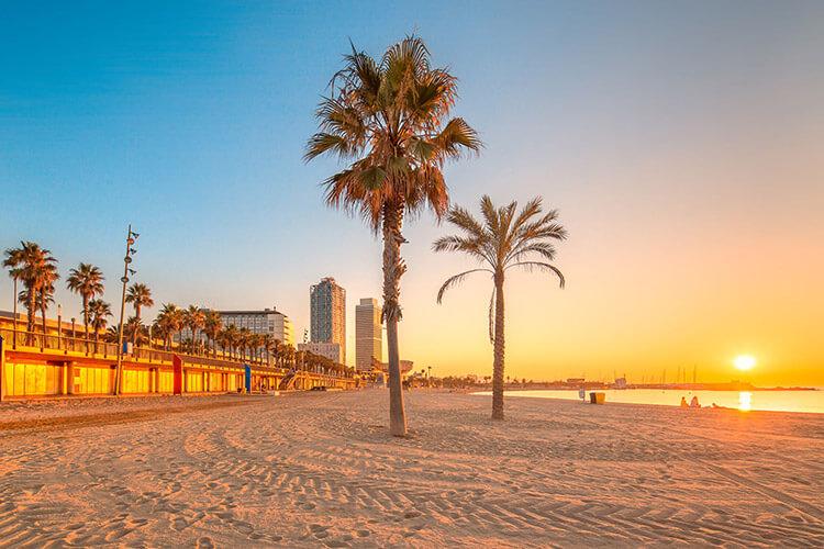 """חופשה בחו""""ל היעד ברצלונה"""