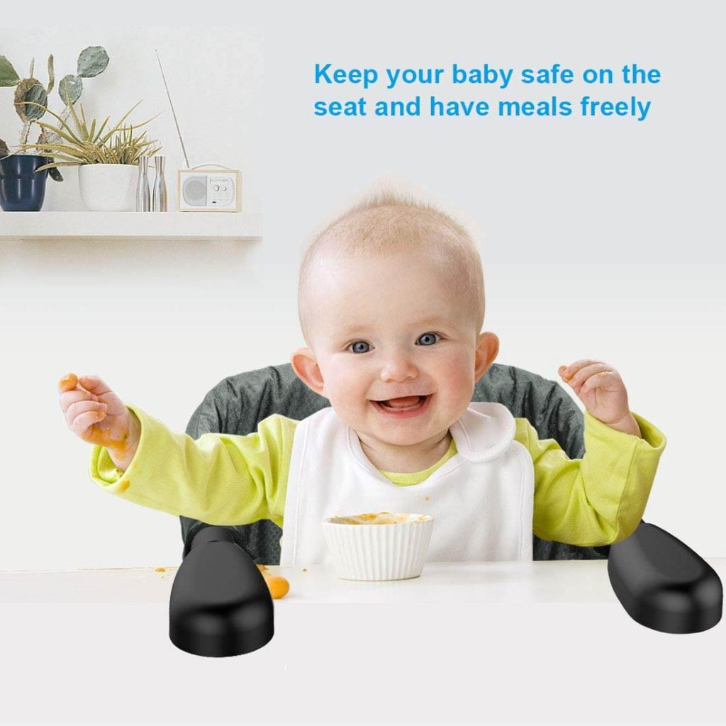 כיסא אוכל נייד לתינוק