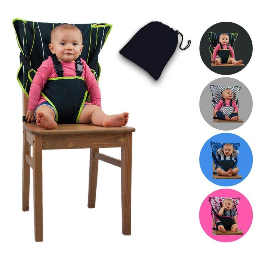 כיסא אוכל לתינוק נייד